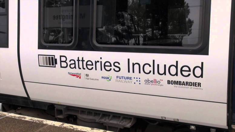 Bombardier-Battery
