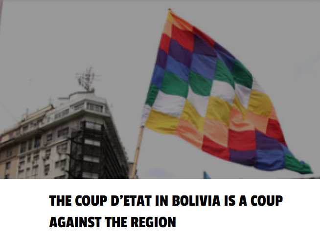 BoliviaCoup-CoupAgainstRegion
