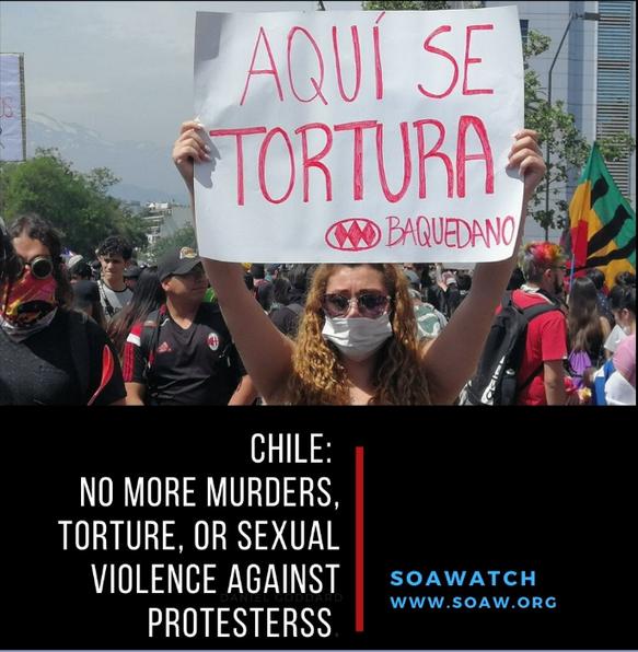 Chile-AquiSeTortura