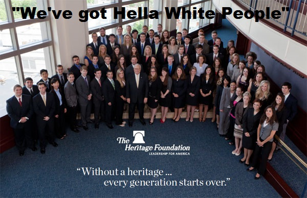 Heritage FoundationHellaWhite