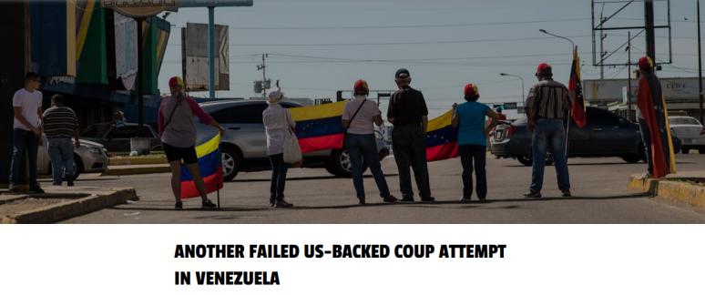 Venezuela-FailedCoupAgain